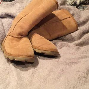 UGG Shoes - Uggs tall suede boot